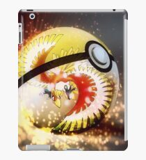 Ho Oh Pokeball iPad Case/Skin