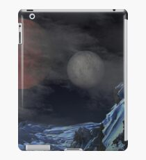 Skyrim - Masser and Secunda iPad Case/Skin