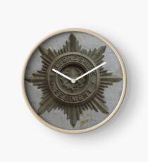 The Cheshire Regiment Clock