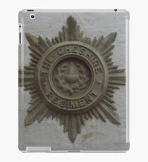 The Cheshire Regiment iPad Case/Skin
