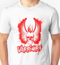 The Warriors Spray Painted T-Shirt