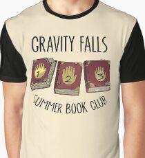 Gravity Falls: Summer Book Club Graphic T-Shirt