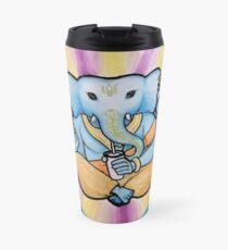 ganesh enjoys shakes Travel Mug