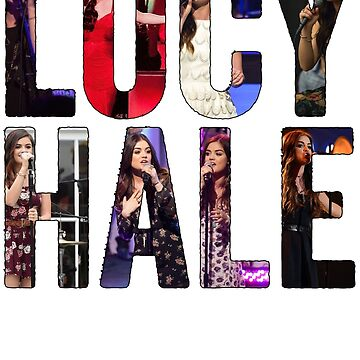 Lucy Hale  by Mxrloes