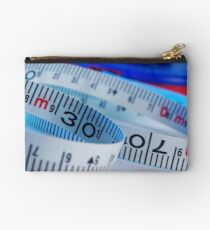 Tape measure Studio Clutch