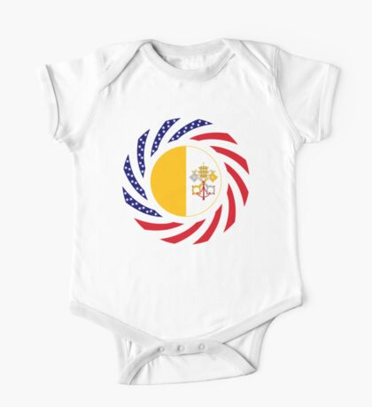 Catholic Murican Patriot Flag Series Kids Clothes