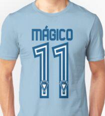 Mágico González - Dorsal 11 Unisex T-Shirt