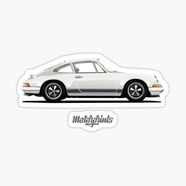 Lowered WAGON MAFIA sticker for Audi A4 avant B8 vag
