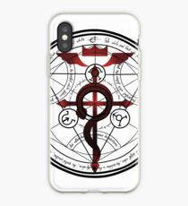 FMA Circle iPhone Case