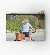 Bicycle Built For Two? Studio Pouch