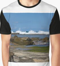 A Heavenly Scene Graphic T-Shirt