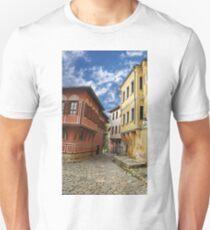 an old city T-Shirt