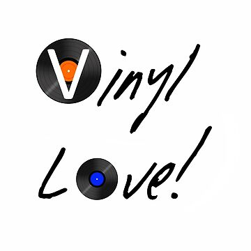 Vinyl Love by Onager