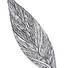 leaf tangle \ by Vickie Simons