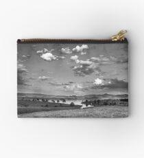 Somerset Landscape - Monochrome Studio Pouch