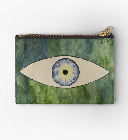 Sea Monster Eye Studio Pouch