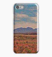 Outback Scene iPhone Case/Skin