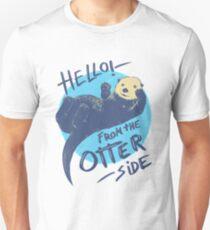 Otter Side Unisex T-Shirt