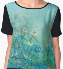 Nature Gift - flowers Chiffon Top