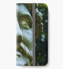 Bust of a Roman Emperor iPhone Wallet/Case/Skin