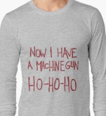 Ho Ho Ho... Long Sleeve T-Shirt