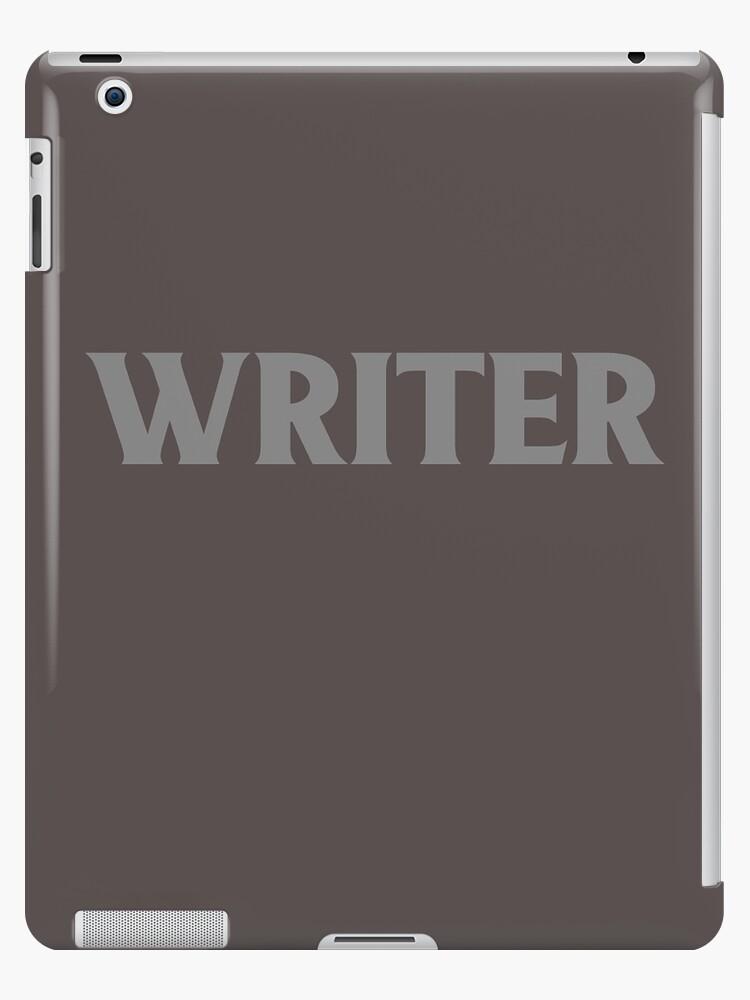 Writer by Sue Hilder