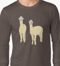 Happy Alpaca Twin T-Shirt