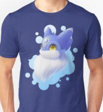 Mika: A portrait of fluff (transparent bg) Unisex T-Shirt