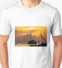 an angel in the sky Unisex T-Shirt