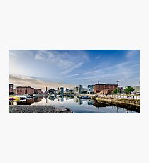 Salthouse Dock Liverpool Photographic Print