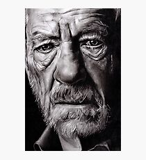 Ian McKellen Photographic Print