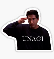 UNAGI Sticker