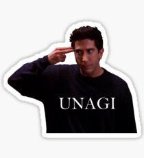 UNAGI Sticker
