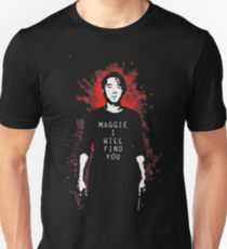 TWD - Maggie, I Will Find You! (Glenn) T-Shirt