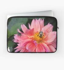 Watch Out for the Spider with The Green Eyes!  Laptop Sleeve