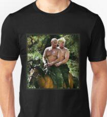 Beste Freunde Trump & Putin Slim Fit T-Shirt