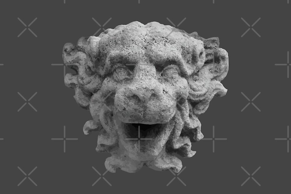 Lionhead by theshirtshops