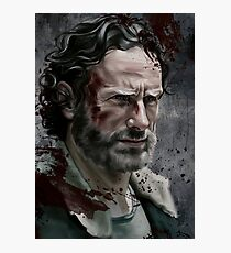 Rick Photographic Print