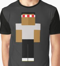 Frank - Minecraft Graphic T-Shirt
