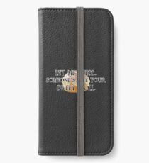 Someone Stole Your Sweet Roll iPhone Wallet/Case/Skin