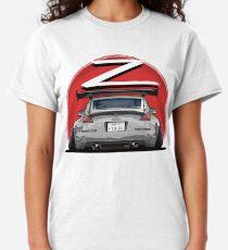 Nissan Fairlady 350Z Z33 Grau Classic T-Shirt
