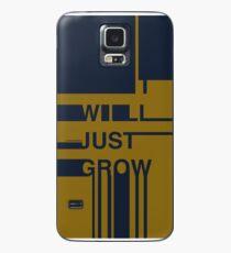 Procrastination Case/Skin for Samsung Galaxy