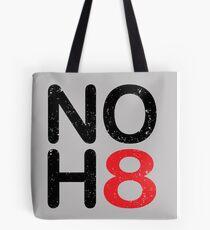 NO HATE -NOH8 Tote Bag