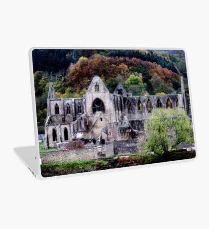 Autumn At Tintern Abbey  Laptop Skin