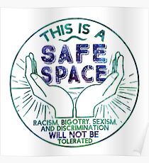 Safe Space Poster