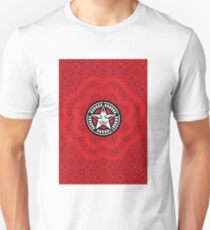 Disobey Red Propaganda Obey Shirt Patter V for Vendetta Design Unisex T-Shirt