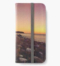Seaside Sunset iPhone Wallet/Case/Skin