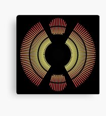 Star Wars The Empire Strikes Back - Carbon Freezing Chamber Canvas Print