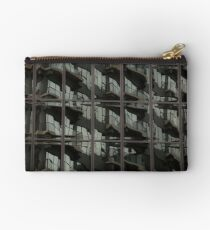 Fractured Apartments Studio Pouch
