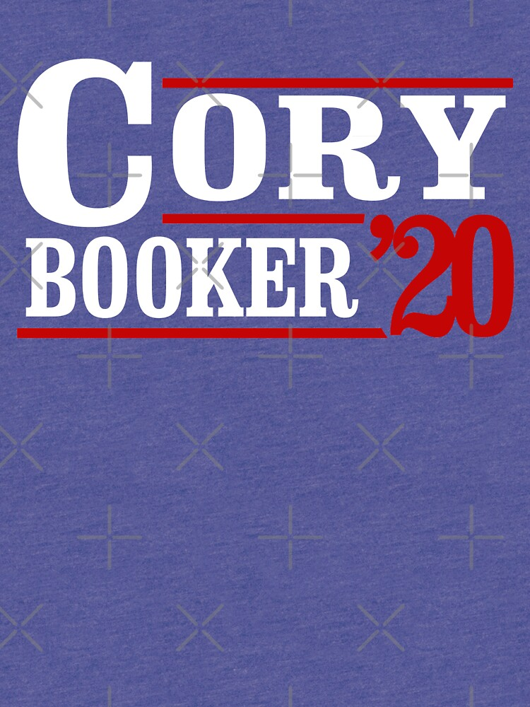 Cory Booker 2020 by popdesigner